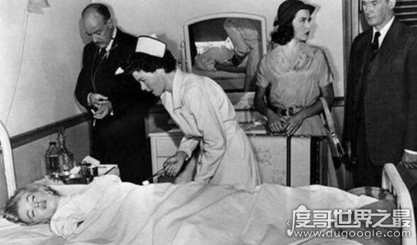 玛丽莲梦露之死真相揭秘,肯尼迪家族怕丑闻曝光将其灭口