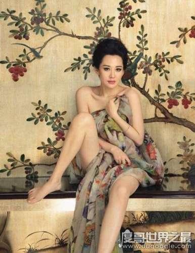 许晴写真照欣赏,50岁的她依旧如少女(美艳性感绝伦)