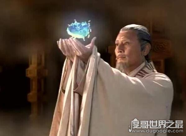 《封神榜》姜子牙是什么神?并未封神但却凌驾于众神之上