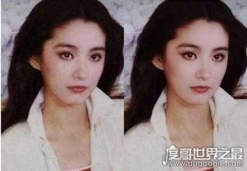 AI修复的林青霞照片欣赏,告诉你什么叫美艳绝伦(组图)