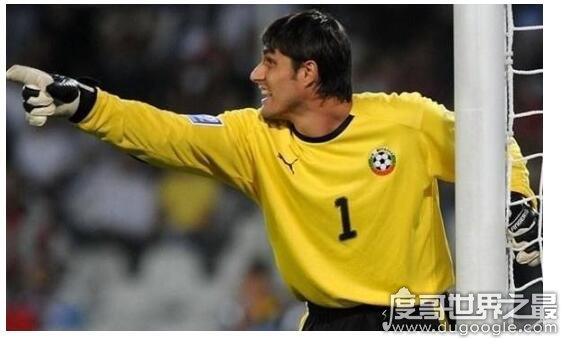 世界5大门将进球,罗热里奥·塞尼是世界上进球zuì多的门将