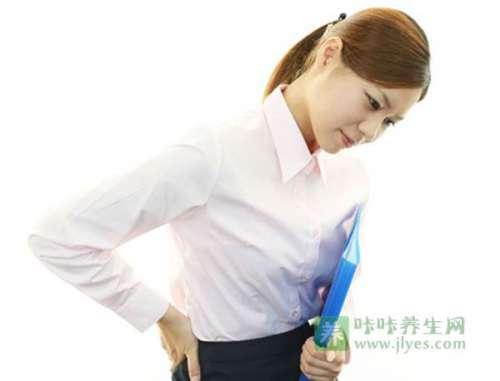 女性如何防治腰肌劳损