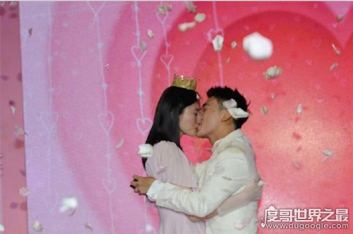 奚梦瑶疑似怀孕数月,何猷君向其求婚成功(即将嫁入豪门)