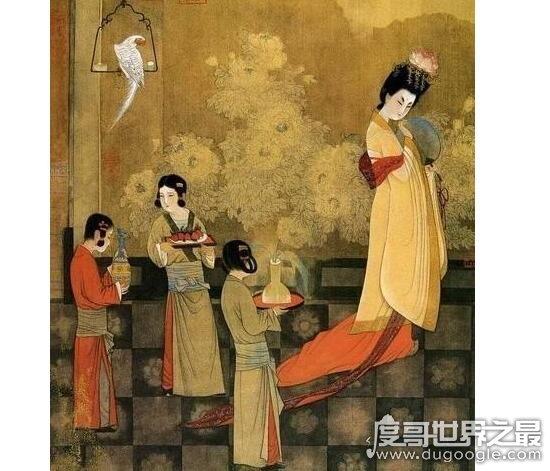 金钗之年是多少岁,古代女孩到了12岁被称为金钗之年