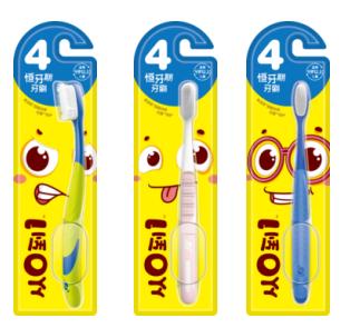 纳美儿童牙刷选哪种好