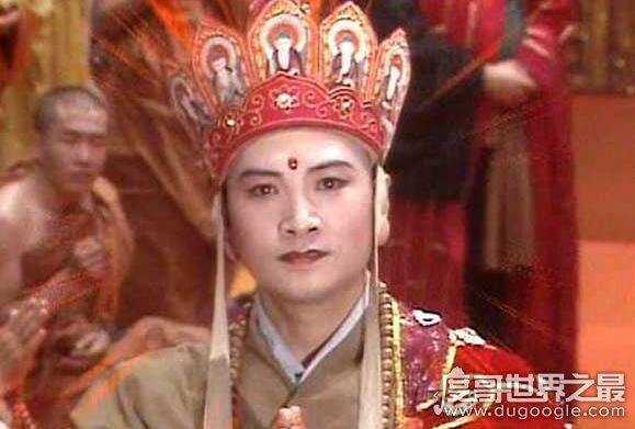 如来佛祖二徒弟金蝉子是谁,唐僧由金蝉子转世称为大唐高僧
