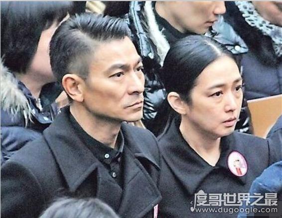 朱丽倩第一任老公是谁?隐婚24年终于曝光(竟是天王刘德华)
