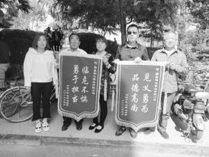 邯郸峰峰62岁保安徒手制服持刀歹徒 救下被劫持的两名儿童