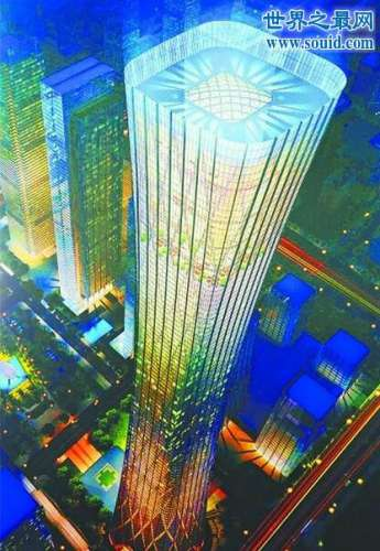 北京第一高楼,528米的中国尊(颜值最高的摩天楼)