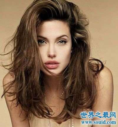 世界上十位最漂亮的女人 让你们见识下什么叫做桃羞李让