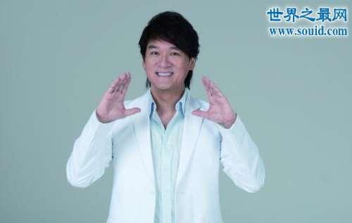台湾四大天王,周华健是国民歌王大哥大