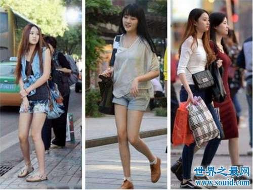 中国美女最多的城市,重庆成都美女之争成最大热点