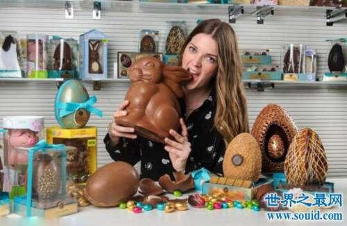 世界上最甜蜜的工作,巧克力试吃员(诱人福利)