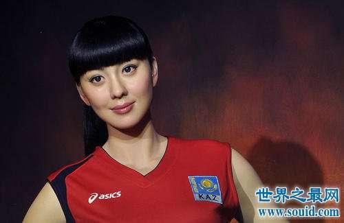世界十大美女运动员,这身材颜值完全可以去当明星了。