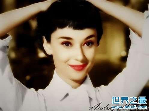 世界上最漂亮的女人