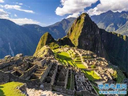 世界十大最古老的遗迹,一起来领略古代建筑独特的魅力!