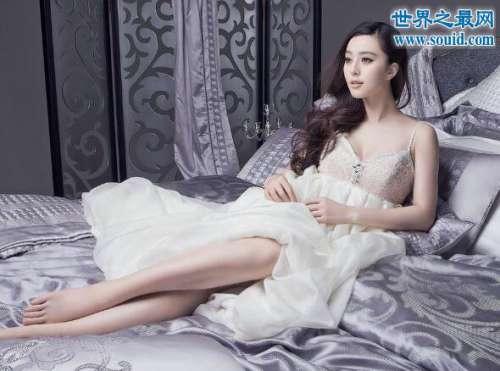 中国最美的女明星,10大最美女星(范冰冰最妖艳)