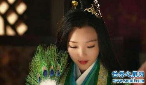 芈月传魏美人是谁演的,何杜娟扮相惊艳惹人怜爱