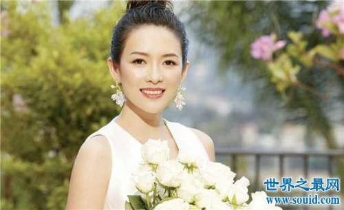 外国人眼中的中国美女图片 美国男性知名网站刘雯入选