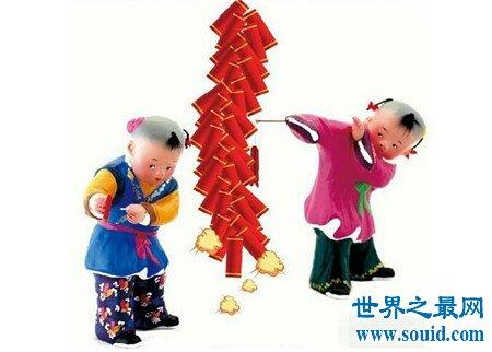 放鞭炮是我国中华民族的传统活动 既有意思也有内涵