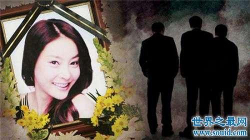 韩国女明星潜规则视频被曝光 张紫妍曾提到求工作陪睡百次