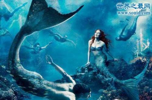 美人鱼真身是海生类人猿,世界上真的存在美人鱼