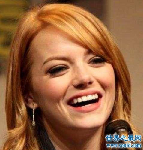 好莱坞十大最可爱女演员,改变你对可爱的定义。