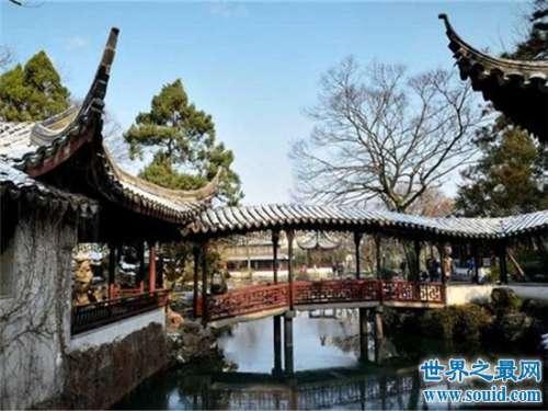 带你领略中国四大名园的蔚为壮观,感受古朴园林艺术
