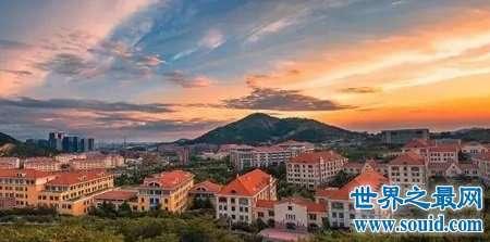 十所中国最美大学 个个漂亮到亮瞎你的双眼