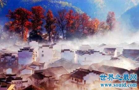 外国人眼中最美的中国十大魅力县城,有你的家乡吗-