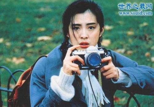 中国女明星谁最漂亮,十张最令人心动的美人脸