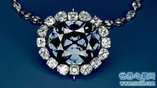 世界十大最贵的珠宝首饰,第一的魅力无可匹敌!