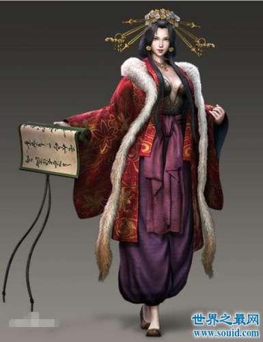日本三大妖怪之玉藻前,真身是诞生于中国的美艳妖狐