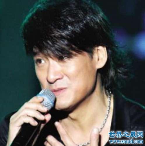 台湾四大天王,每一位都是音乐奇才。