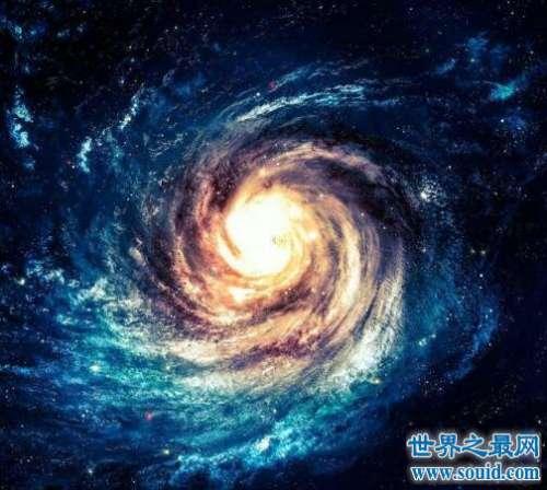 银河系有多大,直径约12万光年(太阳很渺小)
