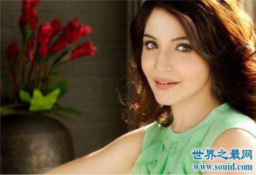 十大最美丽的印度女明星,盘点印度最性感美丽的女明星