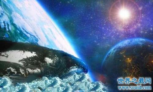 宇宙外面是什么世界,很可能就是平行宇宙