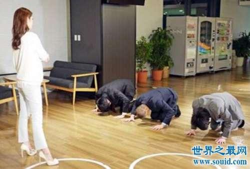 日本礼仪土下座,请罪时最深切的表达方式