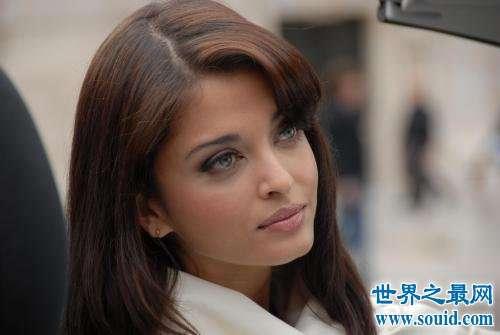 印度十大最美电视女演员,艾西瓦娅·巴克罕有一双迷人的眼睛