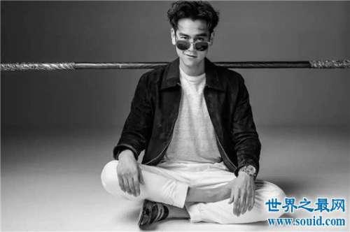台湾十大最火演员,彭于晏人气最高