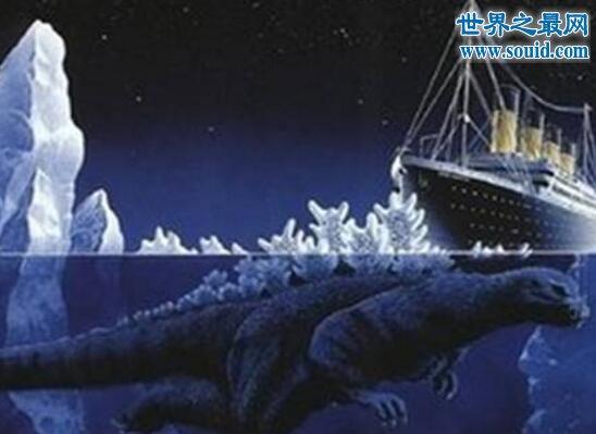 南极哥斯拉真面目,可能是某种鲸的返祖个体