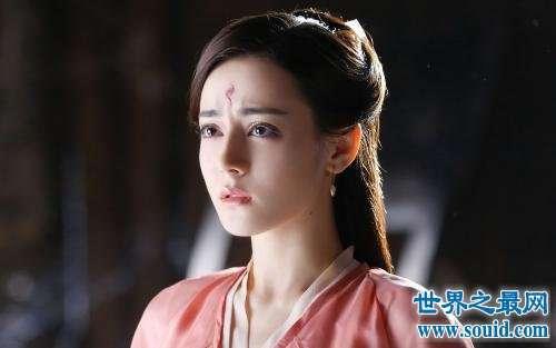 中国十大最美女明星,有没有你心目中的女神。