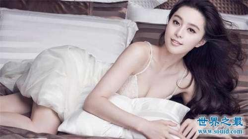"""中国最性感的女明星,盘点那些一""""炮""""而红的女星"""