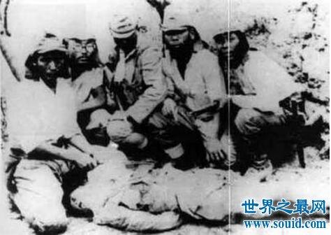 梅花镇九九惨案,日军4天3夜杀1547人(珍贵老照片)