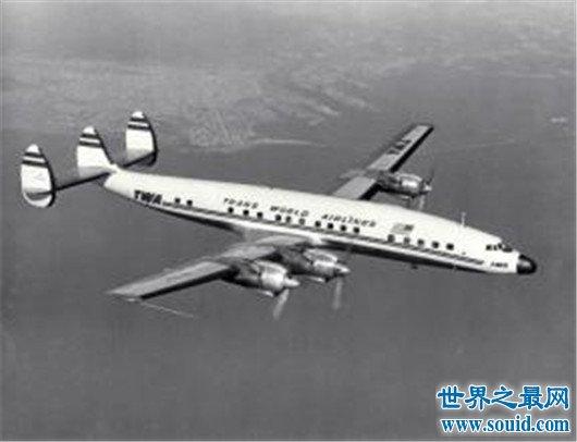 1956年大峡谷空中相撞事件,两机相撞128人遇难血的教训
