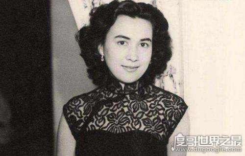 赌王何鸿燊亲妹妹何婉琪资料,曾被誉中国澳门第一美人(附旧照)