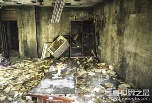 昆池岩真实事件,那是一家令人毛骨悚然的废弃精神病院