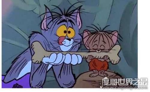猫和老鼠1945恐怖事件,汤姆残忍杀害杰瑞血腥画面吓坏小朋友