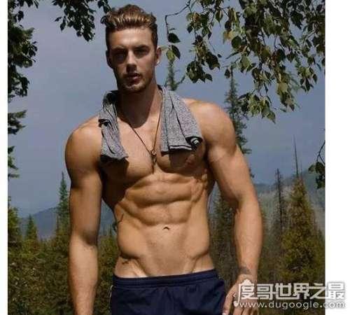 公狗腰是男生好身材的代名词,有这种腰线的男性身材都很性感