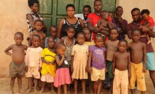全球最牛的妈妈 仅38岁就有38个孩子